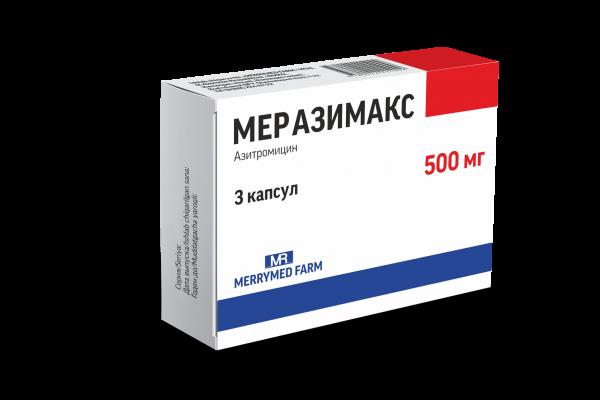 MERAzimax capsules