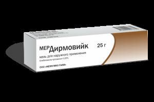MER Dirmovik ointment